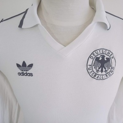 "Retro Germany Home Shirt 1980 (XS) ""Good Condition"""