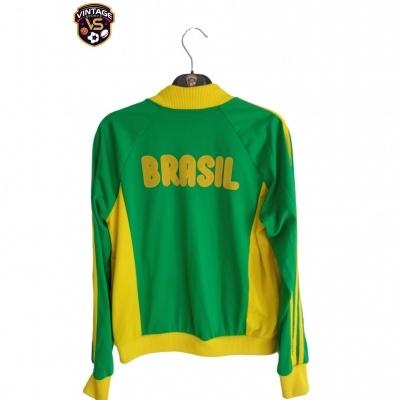 "Brazil Track Top Jacket 1978 (M Womens) ""Good"""