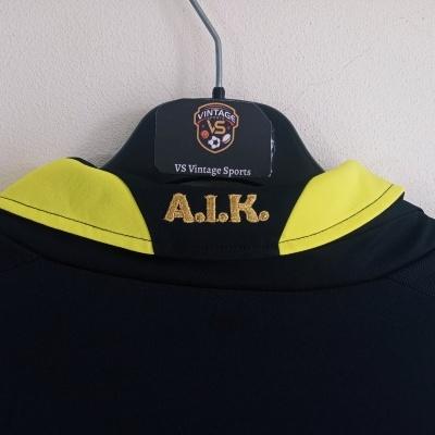 "AIK Stockholm Home Shirt 2010 (XL) ""Very Good"""