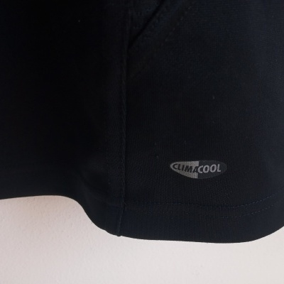 """New Zealand All Blacks Rugby Home Shirt 2007 (L) """"Good"""""""