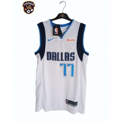 NEW Dallas Mavericks NBA Home Shirt #11 Doncic (44)