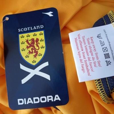 NEW Scotland Third Shirt 2004-2006 (XL)