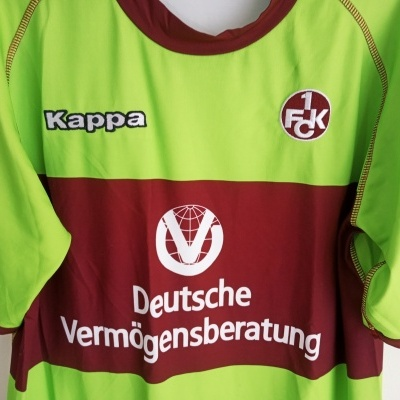 "1.FC Kaiserslautern Away Shirt 2006-2007 (XXL) ""Very Good"""