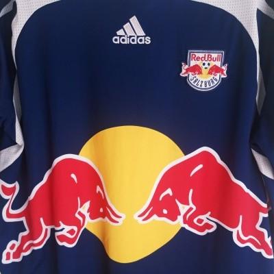 """FC Red Bull Salzburg Away Shirt 2008-2009 (L) """"Very Good"""""""