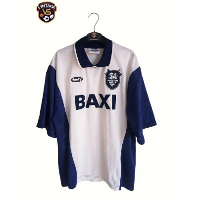 "Preston North End FC Home Shirt 1995-1996 (XL) ""Very Good"""