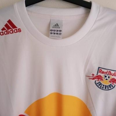 "FC Red Bull Salzburg Home Shirt 2006-2007 #7 Zickler (2XL) ""Perfect"""