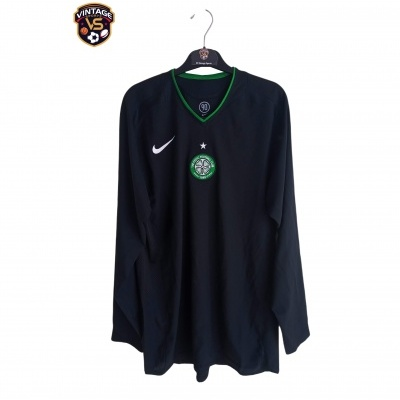 """Celtic FC Third Shirt L/S Player Issue 2005-2007 (L) """"Perfect"""""""