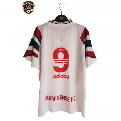 "Fluminense Away Shirt 1996-1997 (XL) ""Very Good"""