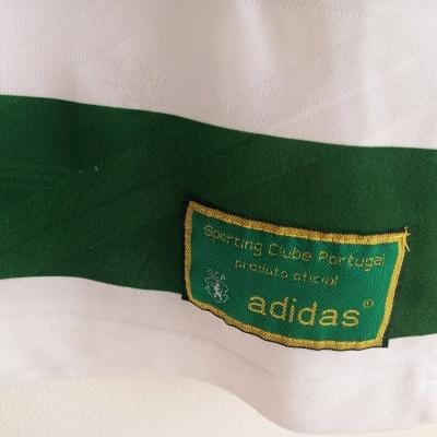 "Sporting CP Home Shirt 1995-1996 (M) ""Very Good"""
