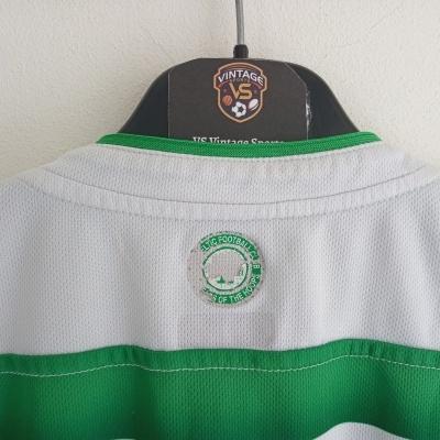 "Celtic FC Centenary Home Shirt 2003-2004 (XL) ""Average"""
