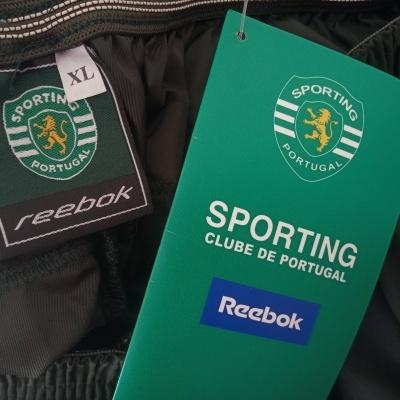 NEW Sporting CP Football Away Shorts 2003-2004 (XL)