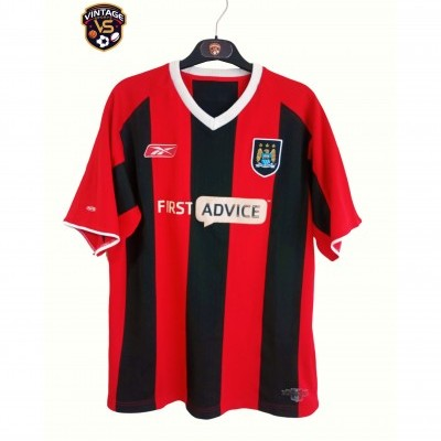 "Manchester City Away Shirt 2003-2004 (L) ""Good"""