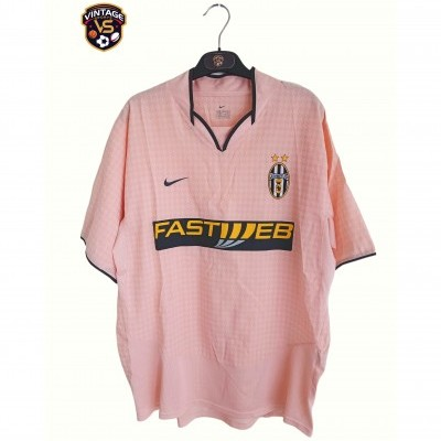 "Juventus Away Shirt 2003-2004 (L) ""Perfect"""