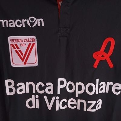NEW Vicenza Calcio Away Shirt 2016-2017 (S)