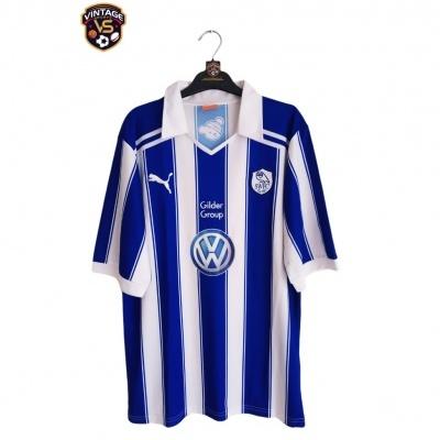 "Sheffield Wednesday Home Shirt 2011-2012 (L) ""Very Good"""