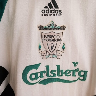 "Liverpool FC Away Shirt 1993-1995 (S) ""Good"""