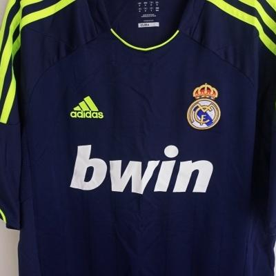 "Real Madrid Away Shirt 110 Years 2012-2013 (M) ""Very Good"""