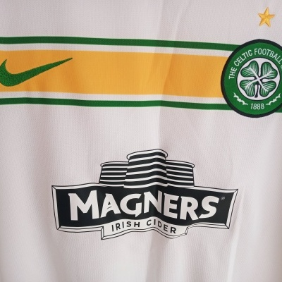 "Celtic FC Third Shirt 2014-2015 (XL) ""Very Good"""
