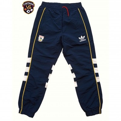 "Arsenal FC Tracksuit Bottoms Adidas Originals (S) ""Very Good"""