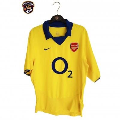 "Arsenal FC Away Shirt 2003-2005 (XL) ""Perfect"""