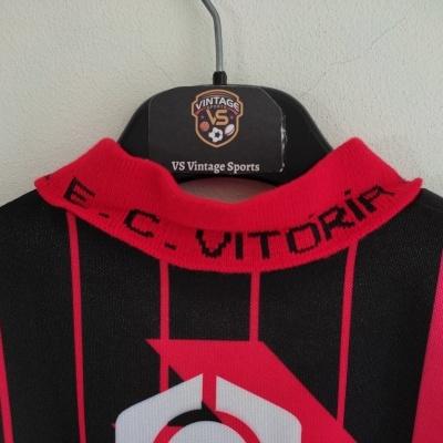 """EC Vitoria Bahia Home Shirt 1994-1995 (L) """"Very Good"""""""