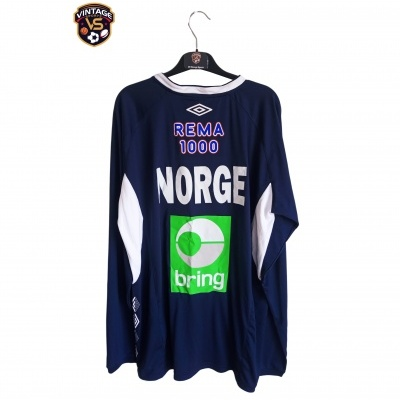 NEW Norway Training Shirt (XXL)
