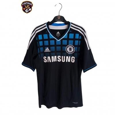 "Chelsea FC Away Shirt 2011-2012 (S) ""Perfect"""
