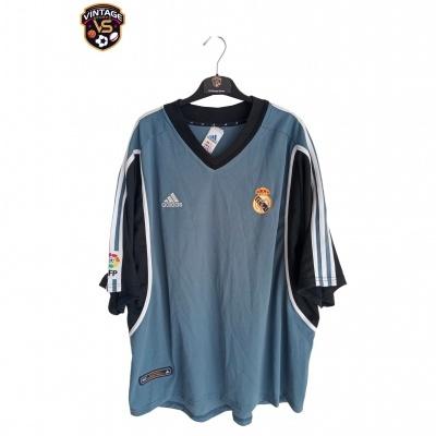 """Real Madrid Third Shirt 2001-2002 (2XL) """"Perfect"""""""