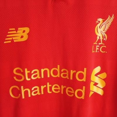 "Liverpool FC Home Shirt 2016-2017 #6 (L) ""Good"""