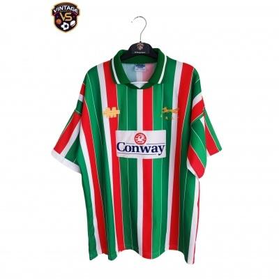 "Carlisle United FC Away Shirt 1993-1995 (XL) ""Very Good"""