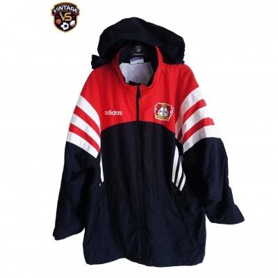 "Bayer 04 Leverkusen Stadium Jacket 1990s (M) ""Good"""