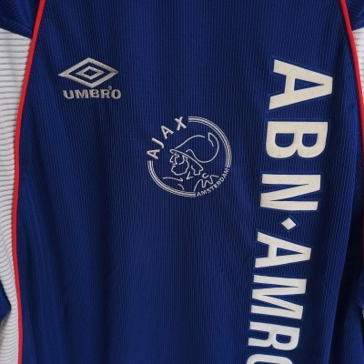 "Ajax Amsterdam Away Shirt 1999-2000 (L) ""Very Good"""