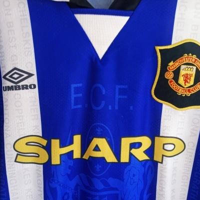 """Manchester United Third Shirt 1994-1996 (XL) """"Good"""""""