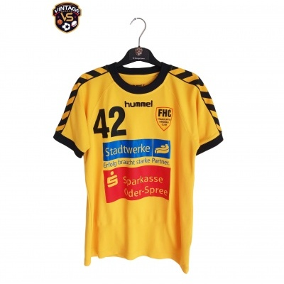 "Matchworn Frankfurter HC Handball Shirt #42 (Youths) ""Very Good"""