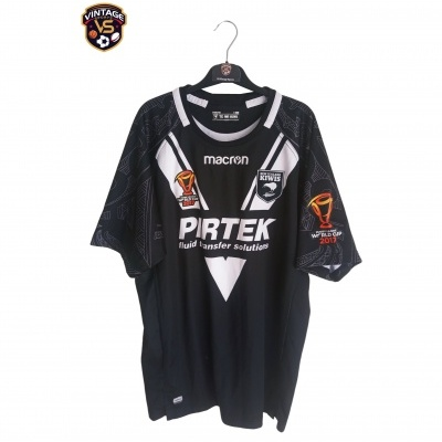 "New Zealand Kiwis Rugby League Shirt 2017 (XXL) ""Perfect"""
