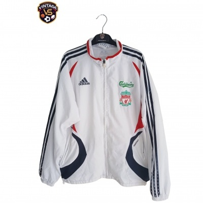 """Liverpool FC Track Top Jacket 2006-2007 (M) """"Very Good"""""""