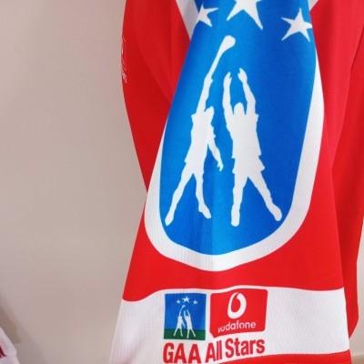 "GAA All Stars Gaelic Shirt (L) ""Very Good"""