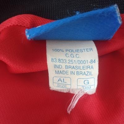 "CR Flamengo Third Shirt 1990s #11 (L) ""Very Good"""
