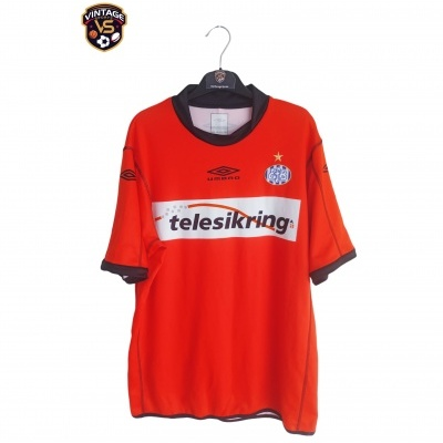 "Esbjerg FB Away Shirt 2005-2006 (XXL) ""Perfect"""