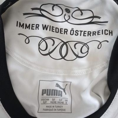 """Austria Away Shirt 2016-2017 (S) """"Perfect"""""""
