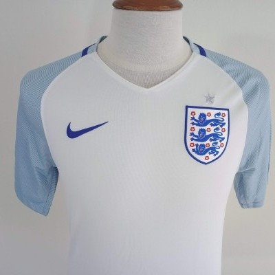 "England Home Shirt 2016 (S) ""Very Good"""