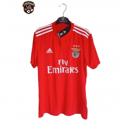 NEW SL Benfica Home Shirt 2018-2019 (L)