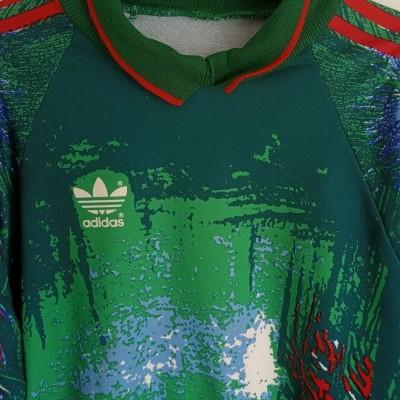 "Vintage Goalkeeper Shirt Adidas (S) ""Very Good"""