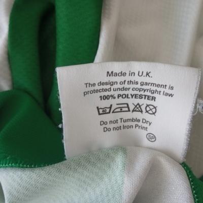 "Millwall FC Away Shirt 1995-1996 (XL) ""Very Good"""