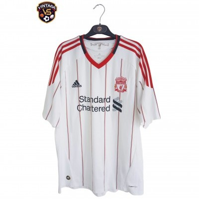 "Liverpool FC Away Shirt 2010-2011 (L) ""Perfect"""