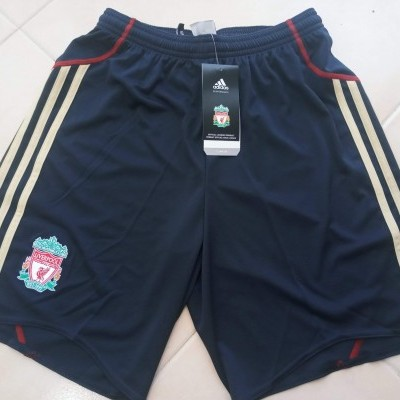 NEW Liverpool FC Away Shorts 2009-2010 (L Youths)