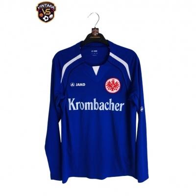 "Eintracht Frankfurt Goalkeeper Shirt 2012-2013 (S) ""Very Good"""