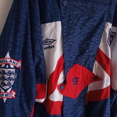 "Full Tracksuit England 1990-1992 (L) ""Very Good"""