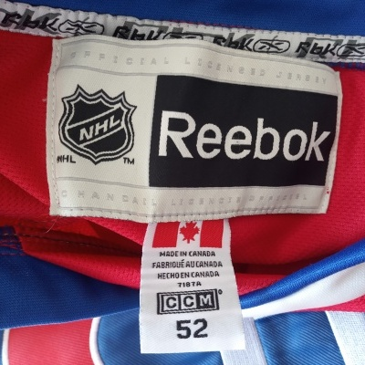 "Montreal Canadiens NHL Ice Hockey Jersey #76 Subban (52) ""Very Good"""