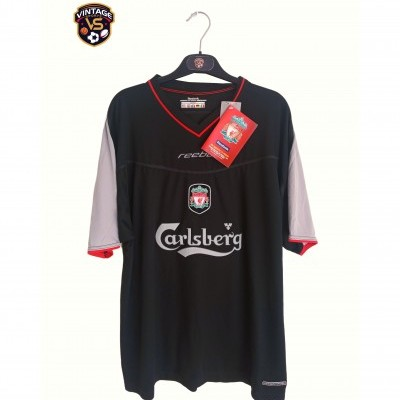 NEW Liverpool FC Away Shirt 2002-2004 (L)